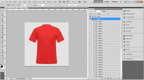 how to make a template in photoshop kit tutorial with photoshop