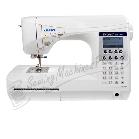 Sewing Machine Quilting by Juki Hzl F400 Show Model Exceed Series Computer Sewing