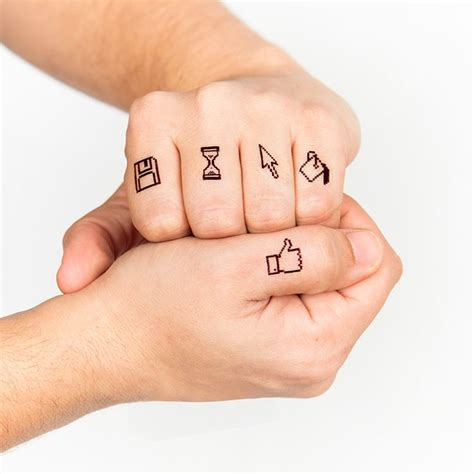 computer tattoos best 25 computer ideas on