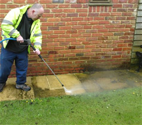 Patio Cleaning Services by Driveways And Patio Cleaning D J A Clean