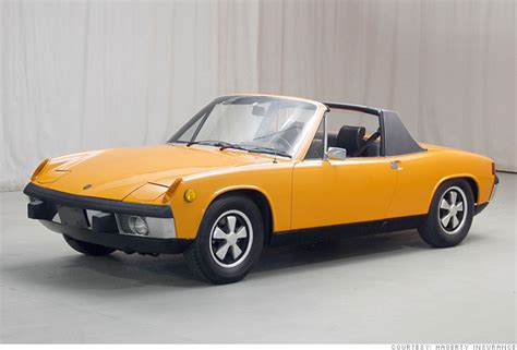 collectible cars you won t believe these are collectible cars 1970 porsche 914 7 cnnmoney