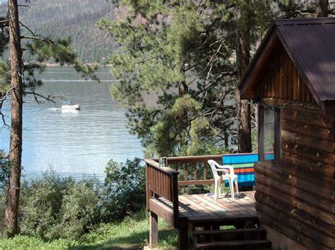 Vallecito Lake Cabins by Durango Colorado Bayfield Hesperus Ignacio Lemon