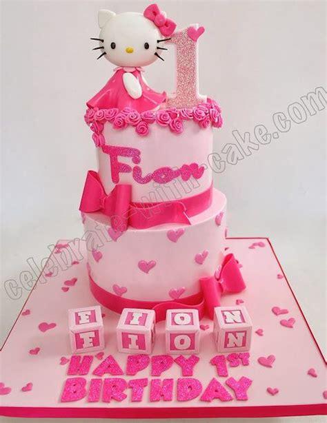 hello kitty themes for zenfone 5 celebrate with cake pretty hello kitty 1st birthday 2
