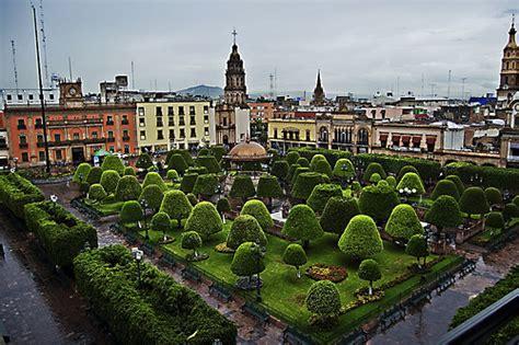 len guanajuato vista de plaza principal de leon gto flickr photo