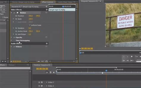 adobe premiere pro zoom effect 30 video tutorials for learning to use adobe premiere