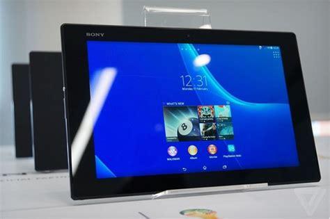 Spesifikasi Tablet Sony Z4 harga sony xperia z4 tablet spesifikasi tablet premium