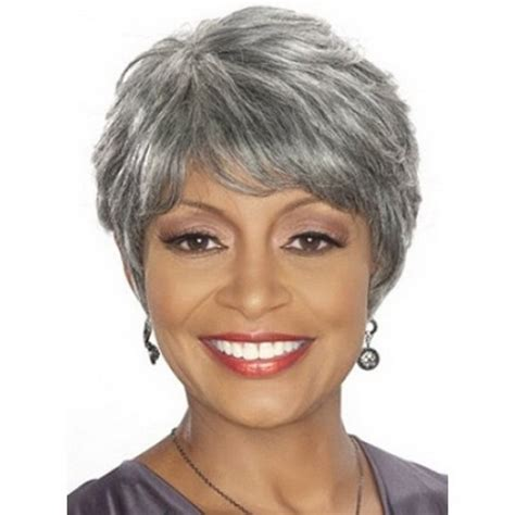 salt and pepper pixie cut human hair wigs salt and pepper pixie cut human hair wigs image result