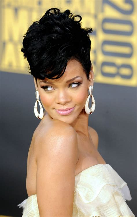 Rihanna Mohawk Hairstyles by 2012 Hairstyle Trends Rihanna Hairstyles Insights For Fans