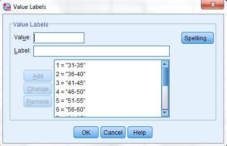 membuat tabel distribusi frekuensi menggunakan spss menggunakan spss untuk data dalam tabel distribusi