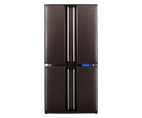sharp  door refrigerator sj fsp bk  esquire electronics