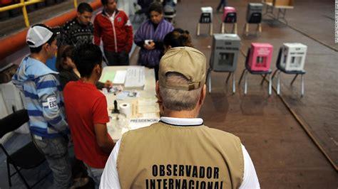 Hn Original 12 minutocnn concluye escrutinio especial de votos en honduras cnn