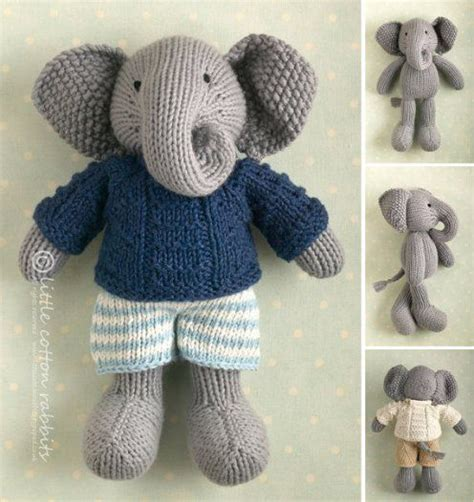 knitting patterns toys animals free the 25 best animal knitting patterns ideas on