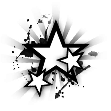 stars and sun tattoo by simonmegalolz on deviantart
