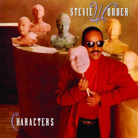 Stevie Wonder   Characters   Reviews   Album of The Year