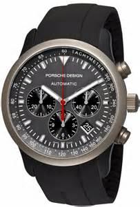 Porsche Watches Porsche Design Dashboard P 6612 S Model 6612 14