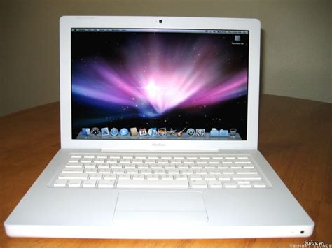 Laptop Macbook White macbook white 2006 5giay