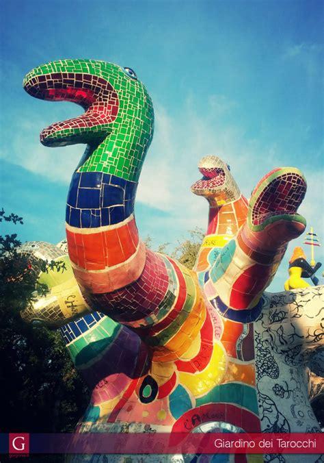 giardino dei tarocchi niki de phalle il mondo di niki de phalle