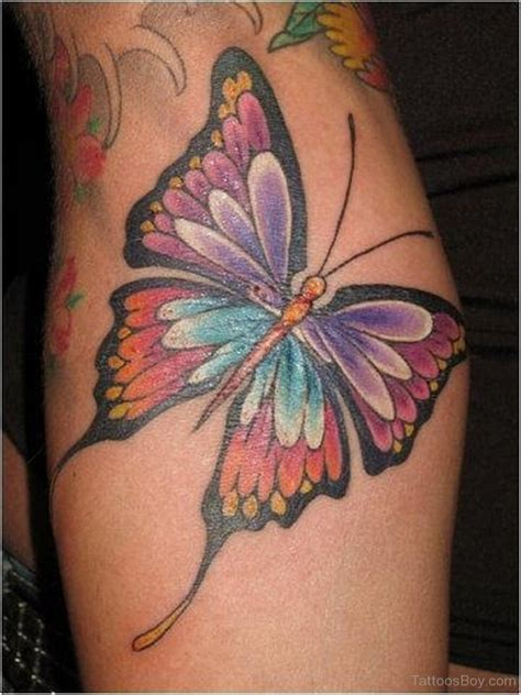 colorful tattoo design butterfly tattoos designs pictures page 8