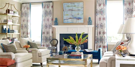 colorful decorating ideas designer coral