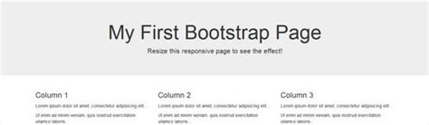 bootstrap article layout bootstrap css layout a page
