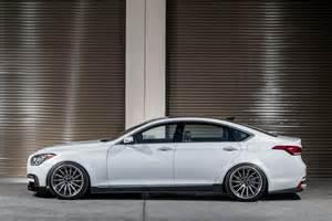 Custom Hyundai Genesis Ark Performance Hyundai Genesis Sedan 2014 Sema Show 10