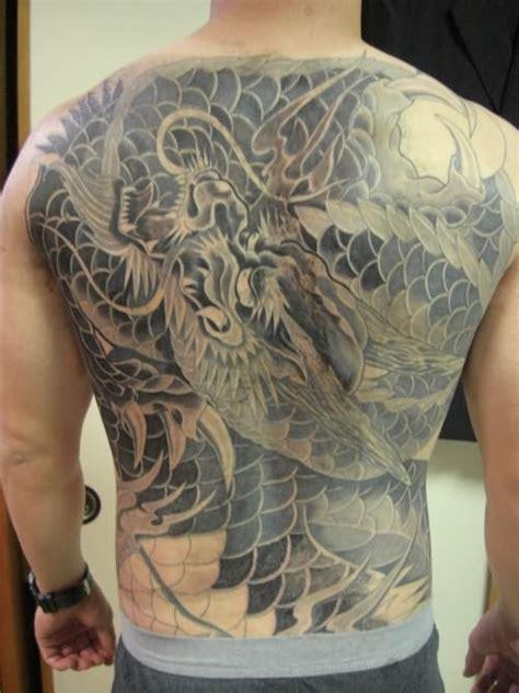 amazing back tattoos amazing japanese back