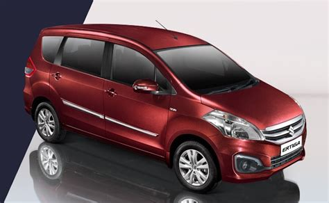 Suzuki Maruti Maruti Suzuki Ertiga Limited Edition Launched In India At