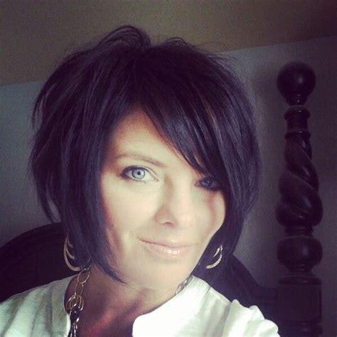 update to the bob haircut 2014 bob haircut brown black hair update hair stuff