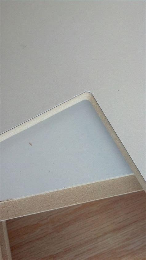 cabinet doors router edge banding inside finish