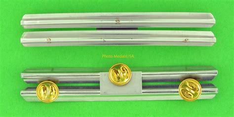 Army Ribbon Rack Holder by 6 Ribbon Holder Mounting Bar Rbh06 U S Rack