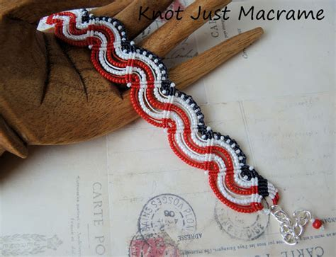 How Do You Do Macrame - knot just macrame by sherri stokey happy birthday america
