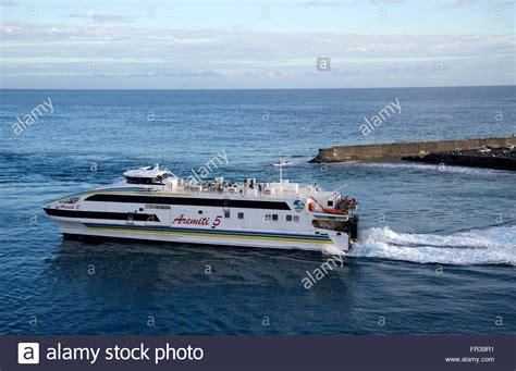 ferry boat in french tahiti boat stock photos tahiti boat stock images alamy