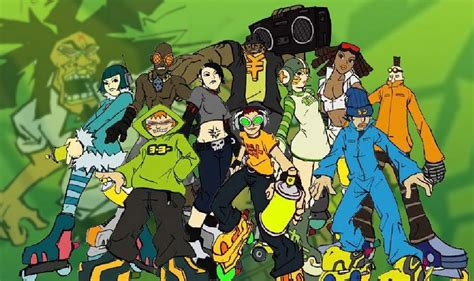 aptoide jet set radio jet set radio is this week s playstation plus free game