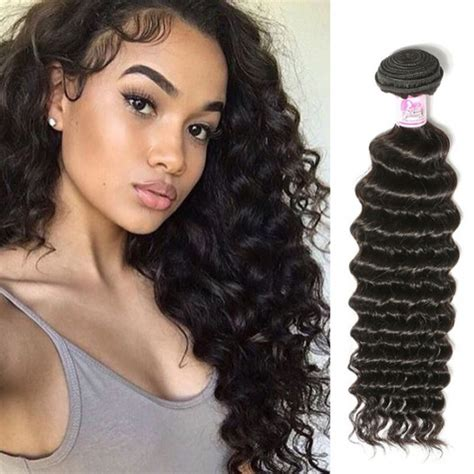 Wave Weave Hairstyles by Beautyforever Indian Remy Hair Wave Weave Hairstyles