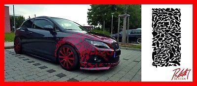 Autofolie Kaufen In Essen by Muster Folien Camouflage Matt Gl 228 Nzent Geb 252 Rstet Chrom