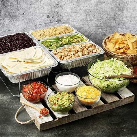 Catering Companies In Utah Why Choosing Rockwell Catering Taco Buffet Ideas