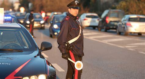 carabinieri bagno di romagna controlli e posti di blocco notturni dei carabinieri di