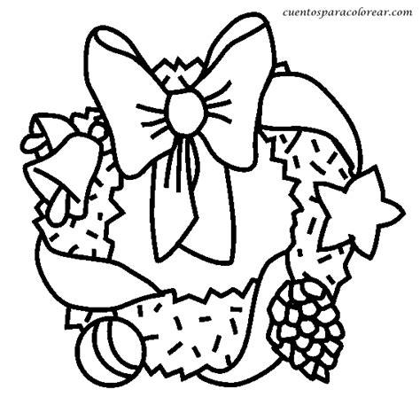 imagenes navideñas para colorear y decorar coronas navide 241 as dibujos para imprimir y pintar