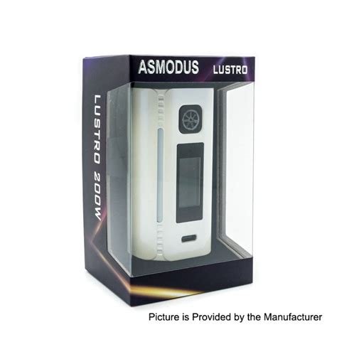 authentic asmodus lustro 200w yellow touch screen tc vw