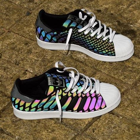 s o to fresh as customs with the adidas originals superstar xeno trainer shoes