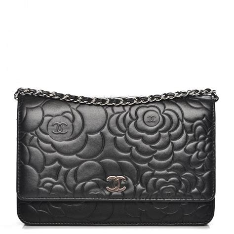 Poses With Chanel Flower Flap As Clutch by Chanel Clutch Wallet On Chain Classic Flap Wallet On A