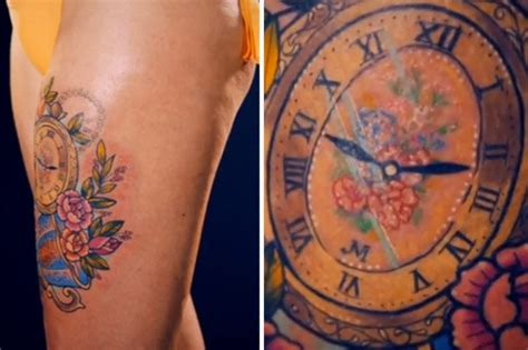 tattoo fixers bad tattoo fixers viewers spot major mistake in inking daily