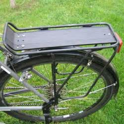 bicycle touring racks jandd expedition and blackburn lowrider