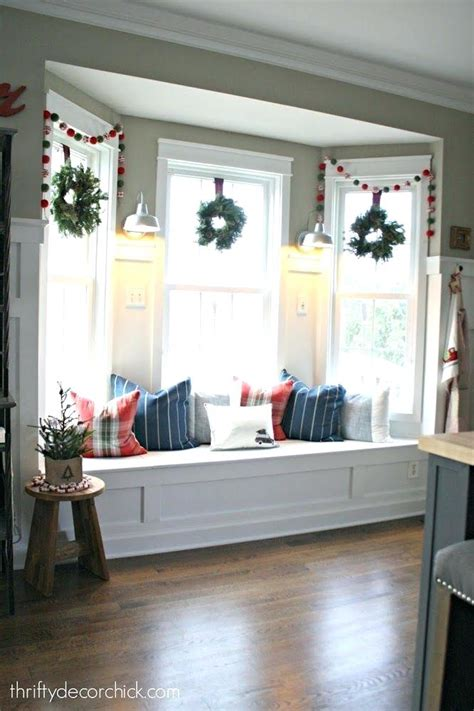 cute ideas to decorate my indoors windows for christmas bay window decorations size of dining room windows kitchen bay windows in living room bay