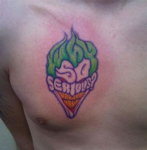tattoo joker why so serious best 20 why so serious tattoo ideas on pinterest joker