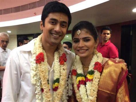 actor karthik brother ganesh chinmayi rahul ravindran marriage photos filmibeat