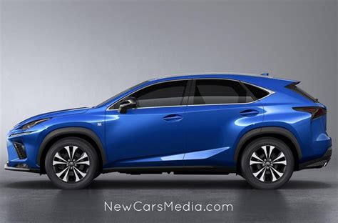 lexus new 2018 lexus nx 2018 review photos specifications