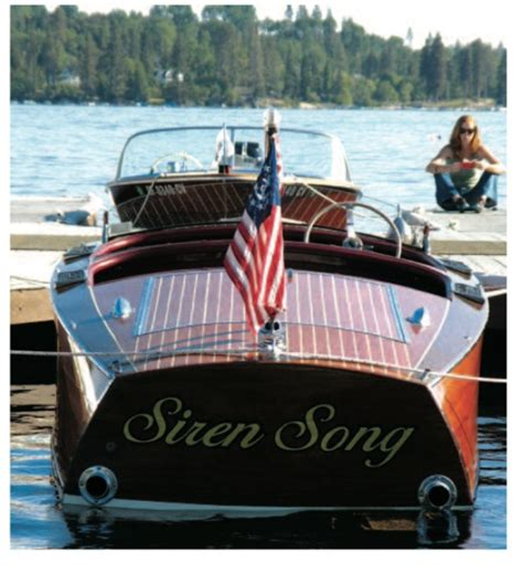 classic boat song classic wooden boat siren song my dream boats