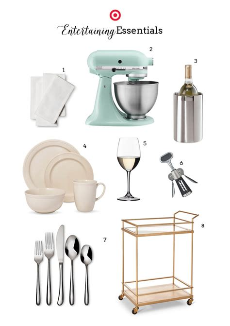 target wedding registry fall for these stylish