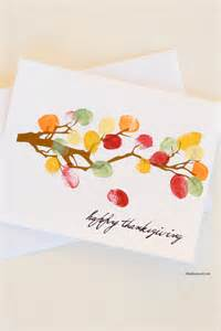diy thanksgiving decor and or card the idea room